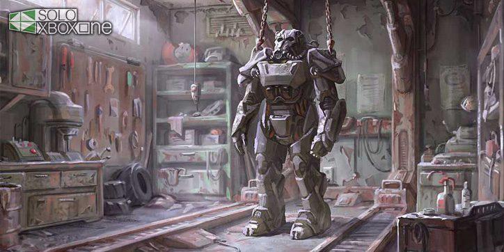 No habrá DLC´s exclusivos de Fallout 4 para ninguna plataforma