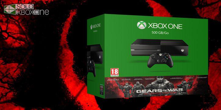 Revelado el primer bundle para el Black Friday: Xbox One, Gears Of War UE, Fallout 4 y un segundo mando por 299$