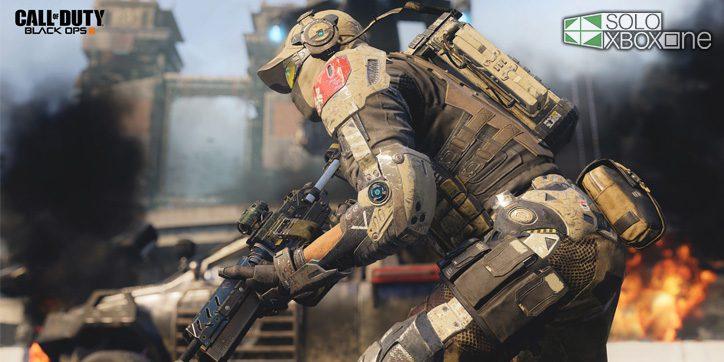 Call of Duty: Black Ops III lidera las ventas navideñas en Reino Unido