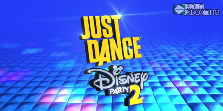 Ubisoft anuncia Just Dance: Disney Party 2