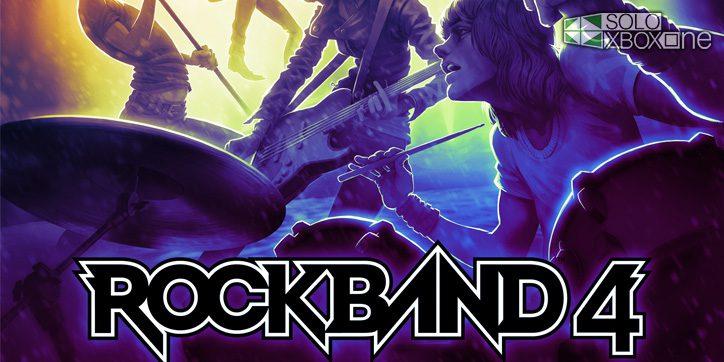 Harmonix explica cómo importar canciones anteriores al Rock Band 4