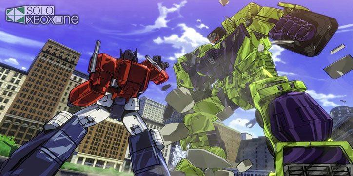 Aquí tienes los primeros 60 minutos de Transformers: Devastation