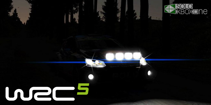 WRC 5 tendrá tramos nocturnos. Primeras imágenes reveladas