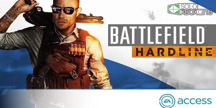 Ya disponible en el baúl de EA Access Battlefield: Hardline