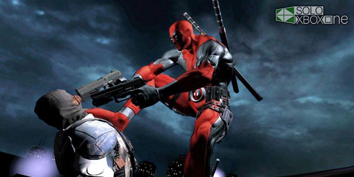 Deadpool listado para Xbox One