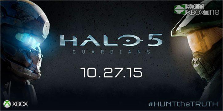 Desvelados los logros de Halo 5: Guardians