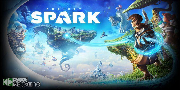 Project Spark totalmente gratis en Xbox One