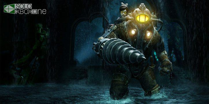 Bioshock es una franquicia permanente para 2K