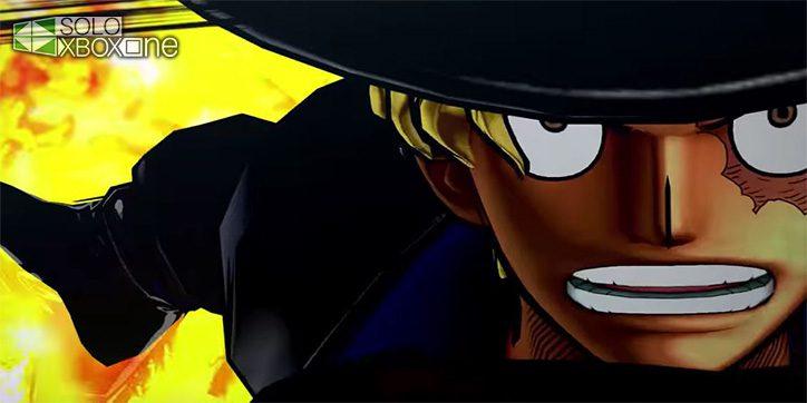Nuevos detalles del combate de One Piece: Burning Blood