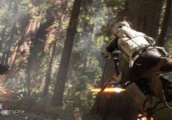 Gameplay cooperativo del modo Survival de Star Wars: Battlefront en Xbox One