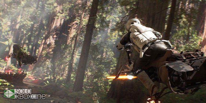 Star Wars: Battlefront podría llegar a los 13 millones de copias vendidas a finales de Marzo