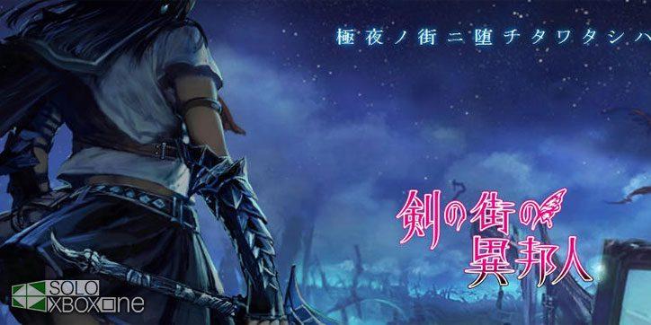 Nuevo tráiler del JRPG  Stranger of Sword City
