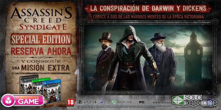Las tiendas Game celebran por todo lo alto la llegada del Assassin's Creed Syndicate
