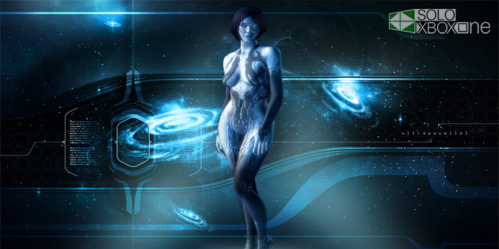 ¿Por qué Cortana va desnuda?