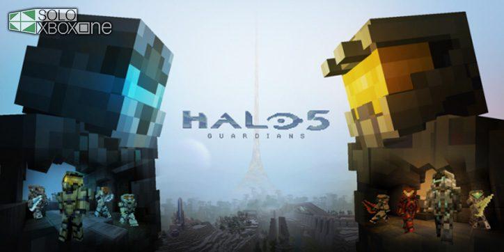Halo 5: Guardians asalta Minecraft