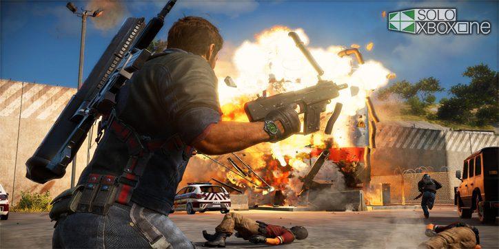 Just Cause 3 ya se puede pre-descargar en Xbox One
