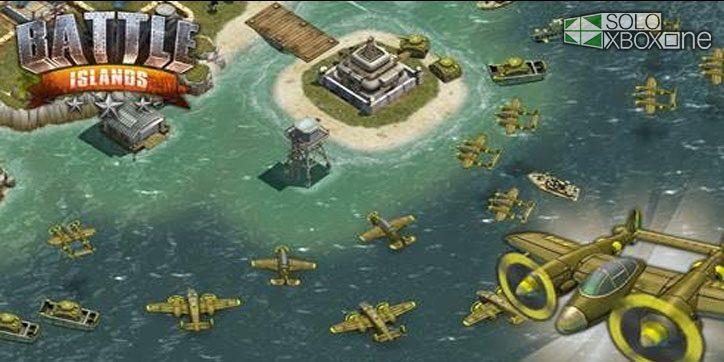 Battle Islands ya se puede descargar de forma gratuita