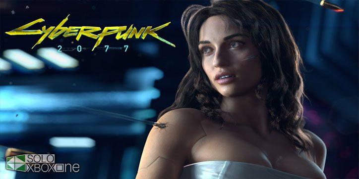 Cyberpunk 2077 podría llegar a finales de 2016