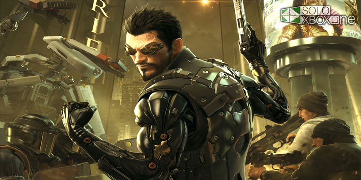 Ya se puede reservar Deus Ex: Mankind Divided