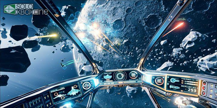 El roguelike de acción espacial Everspace llegará a Xbox One