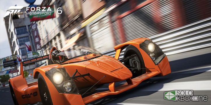 Presentado el primer pack de coches para Forza Motorsport 6