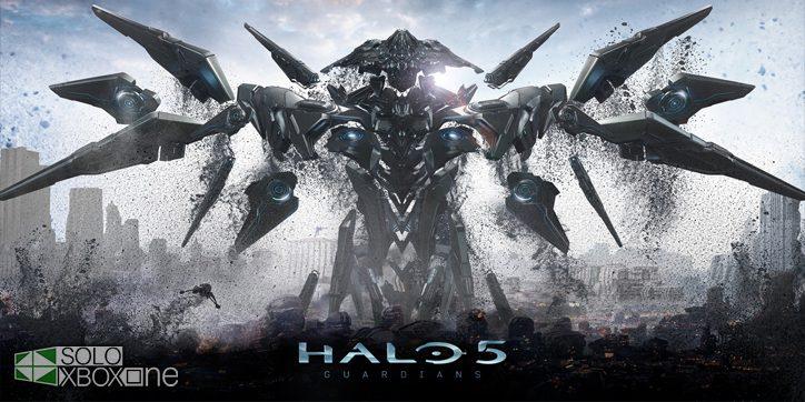 Halo 5 se hace con el Nº1 de ventas en Reino Unido