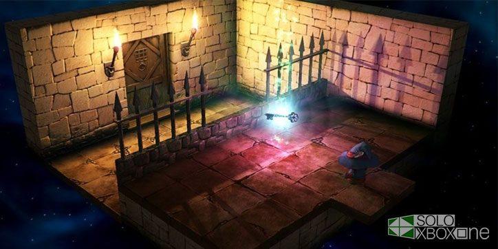 Gameplay de Lumo para Xbox One