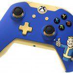 El nuevo merchandise de Fallout 4 ofrece un mando exclusivo para Xbox One