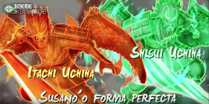 Itachi y Shisui Uchiha se enfrentarán en Naruto Shippuden: Ultimate Ninja Storm 4