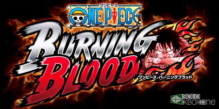 Revelada fecha de lanzamiento y ofertas de One Piece: Burning Blood