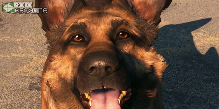 Un repaso a los perros de la saga Fallout