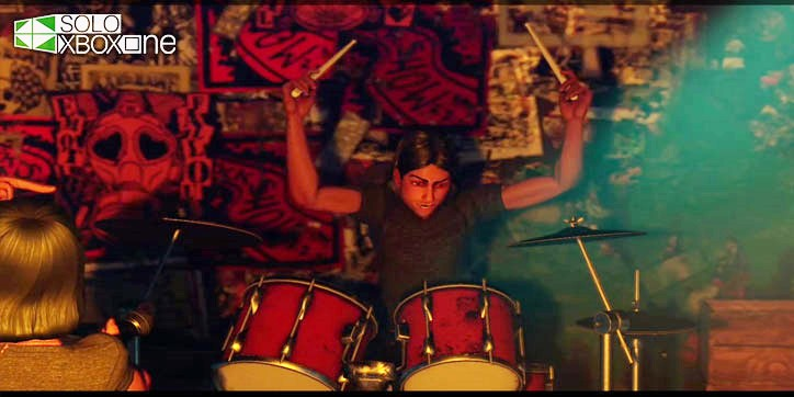 Tres nuevas canciones llegan hoy a Rock Band 4