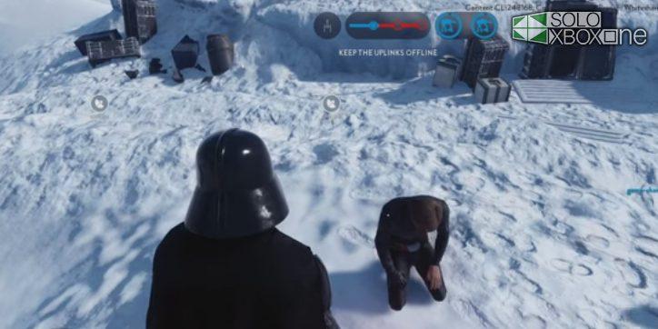 La batalla de Hoth de la beta de Star Wars: Battlefront estaba descompensada