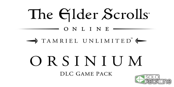 Trailer del DLC Orsinium de The Elder Scrolls Online: Tamriel Unlimited