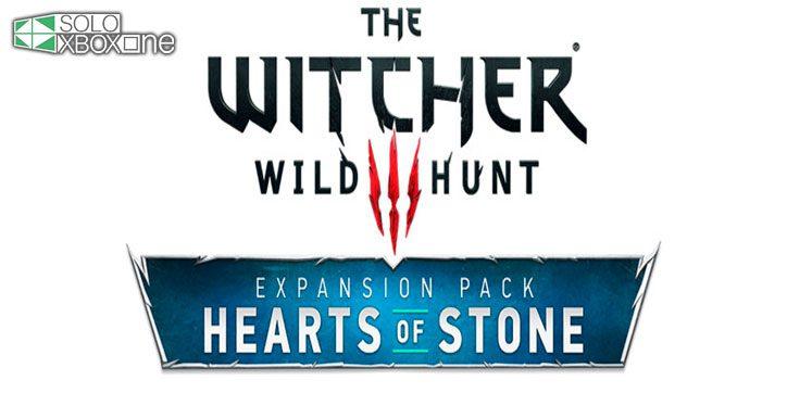 Versión con errores de The Witcher 3: Hearts of Stone en Xbox One
