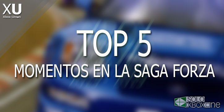 [Xbox Union] Top 5 momentazos en la saga Forza