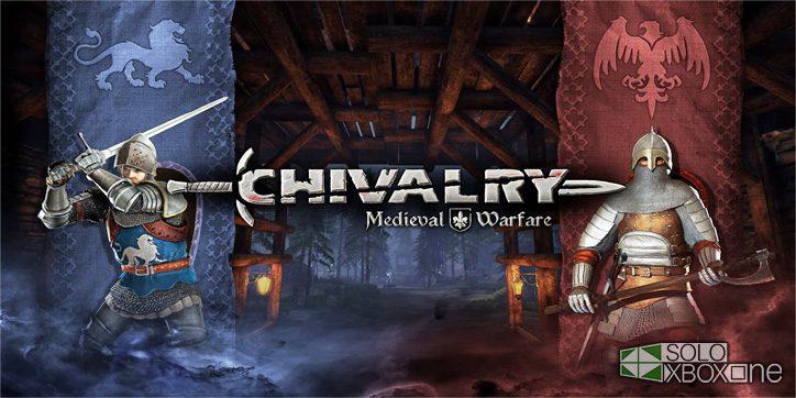 Chivalry: Medieval Warfare llegará a Xbox One el próximo 2 de Diciembre