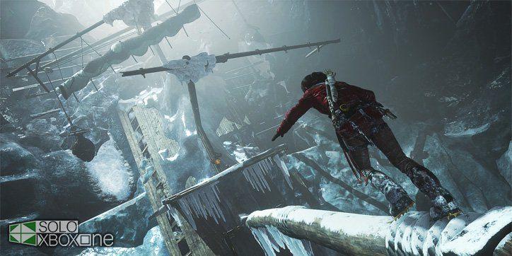 Necesitarás al menos 40 horas para tener el 100% de Rise of the Tomb Raider