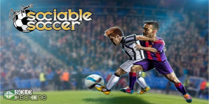 Video GamePlay de Sociable Soccer revelado