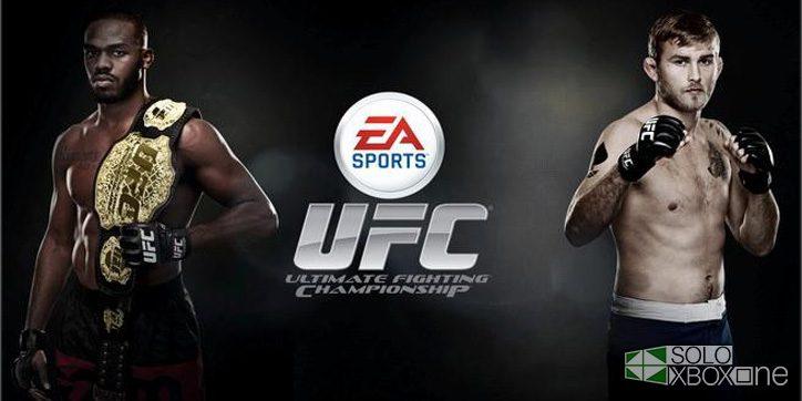 EA Sports UFC 2 llegará en primavera del 2016