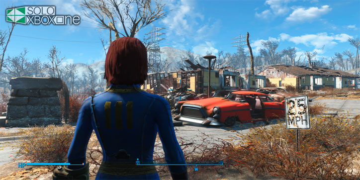 Los parones de Fallout 4 se solucionan usando un disco duro externo