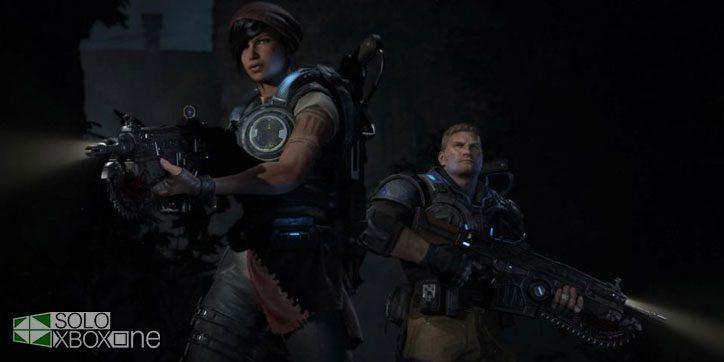 [Actualizada] ¿Gears of War 4 en PC? Según GAME lo veremos en 2016…