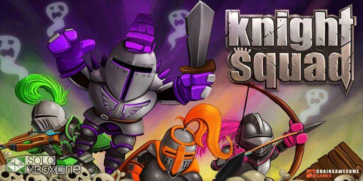Knight Squad supera el millón de descargas