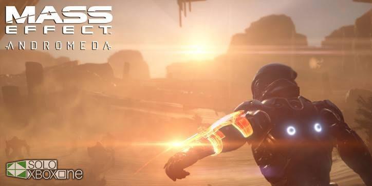 El nombre del nuevo protagonista de Mass Effect: Andromeda… ¿revelado?