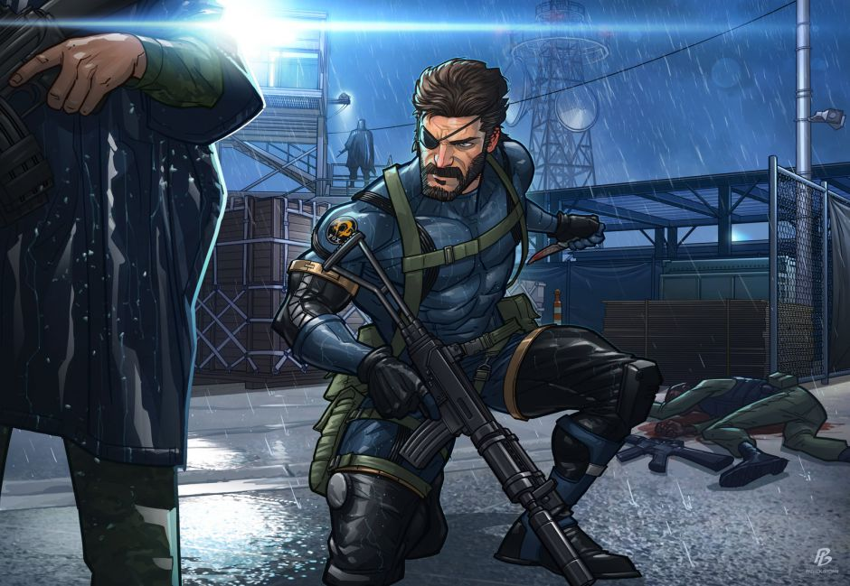 The controversy surrounding Metal Gear Solid V: Ground Zeroes