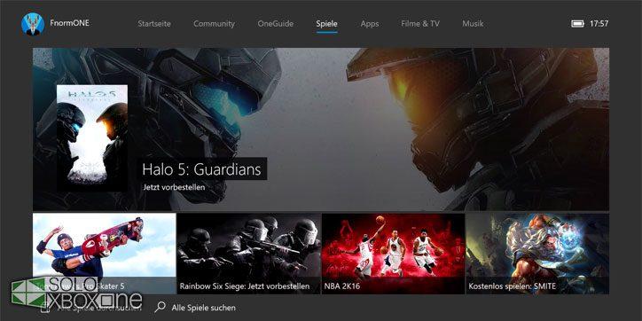 ¿Adiós a los logros de aplicaciones en la New Xbox One Experience?