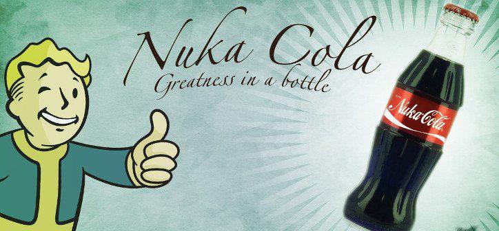 Un mundo de Nuka-Cola podría llegar a Fallout 4