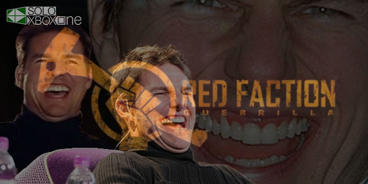 """Reinhard Pollice: """"Red Faction Guerrilla ya hacía lo que Crackdown 3"""""""