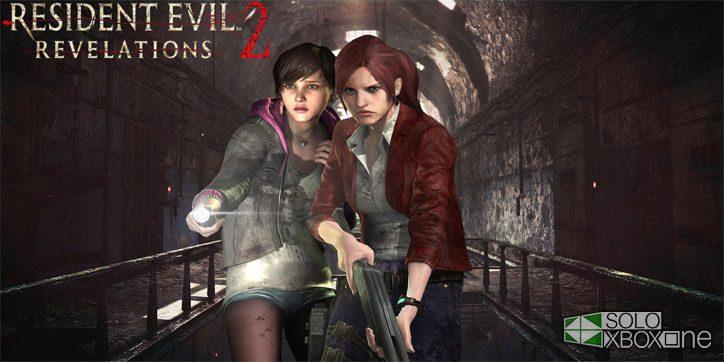 El Episodio 1 de Resident Evil Revelations 2, gratis para Xbox One