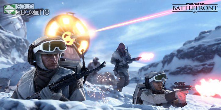 Las secuelas de Star Wars: Battlefront podrían tener campaña un jugador
